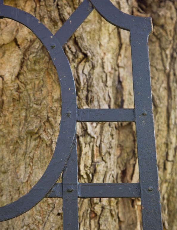 Wrought iron Trellis image 5