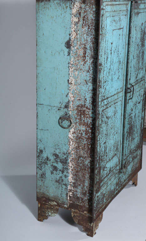 Metal Two-Door Cabinet image 9