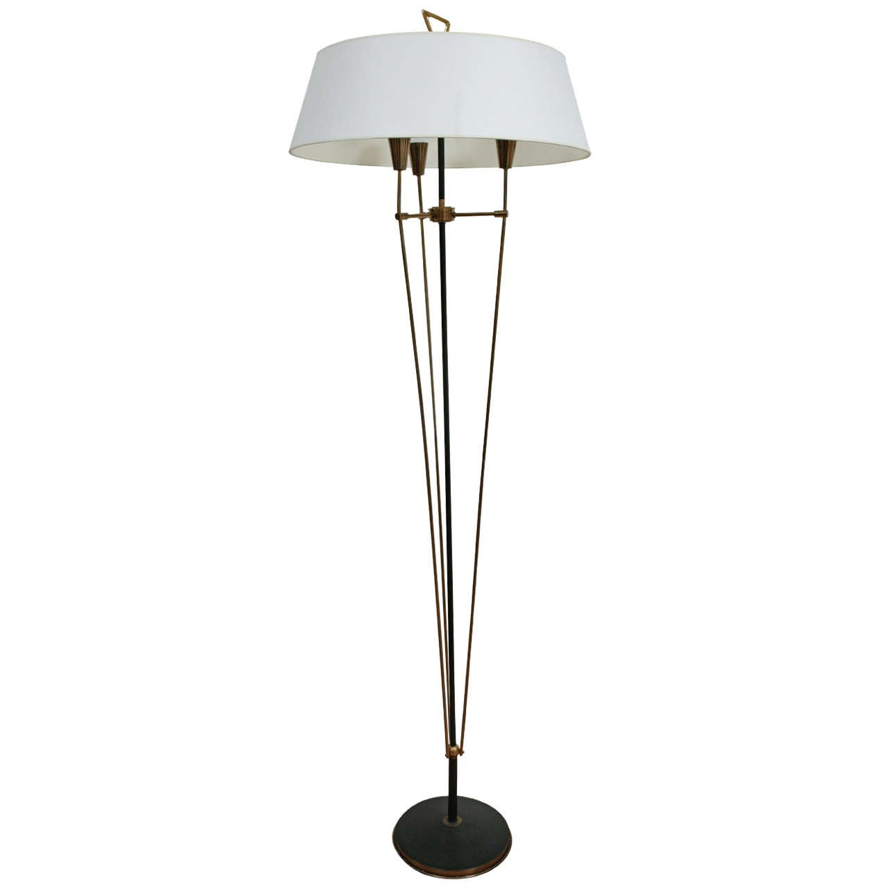 Fifties French Floor Lamp By Arlus