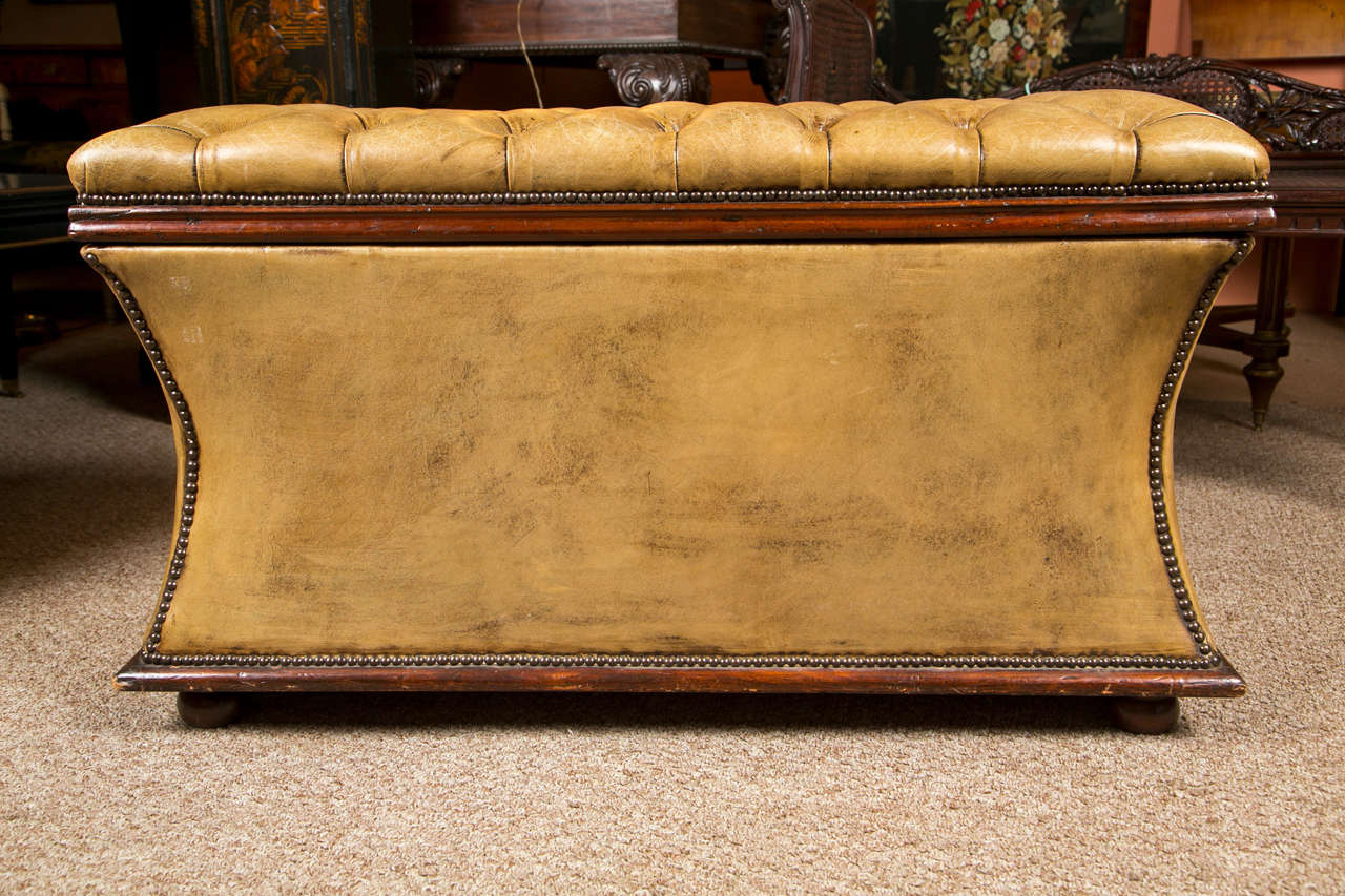Distressed Fine Coffee Table Trunk For Sale At 1stdibs
