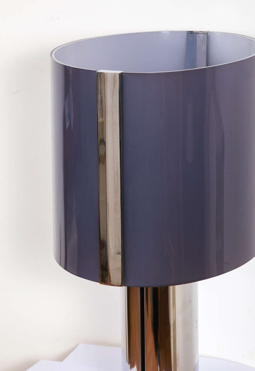 Late 20th Century Pair Of Large Table Lamps, France, 1970's