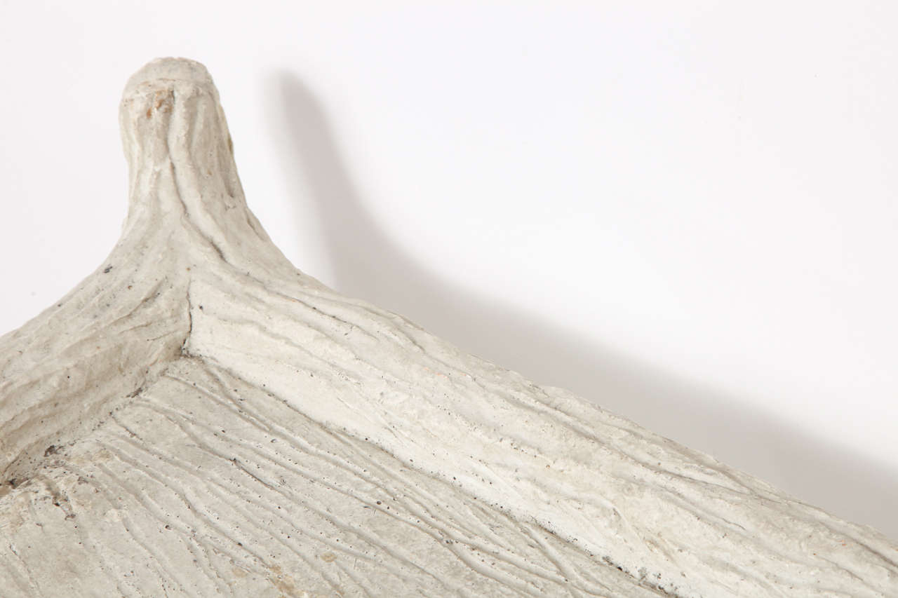 John Dickinson Plaster Twig Table For Sale 3