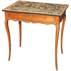 French 18th Century Petite Table