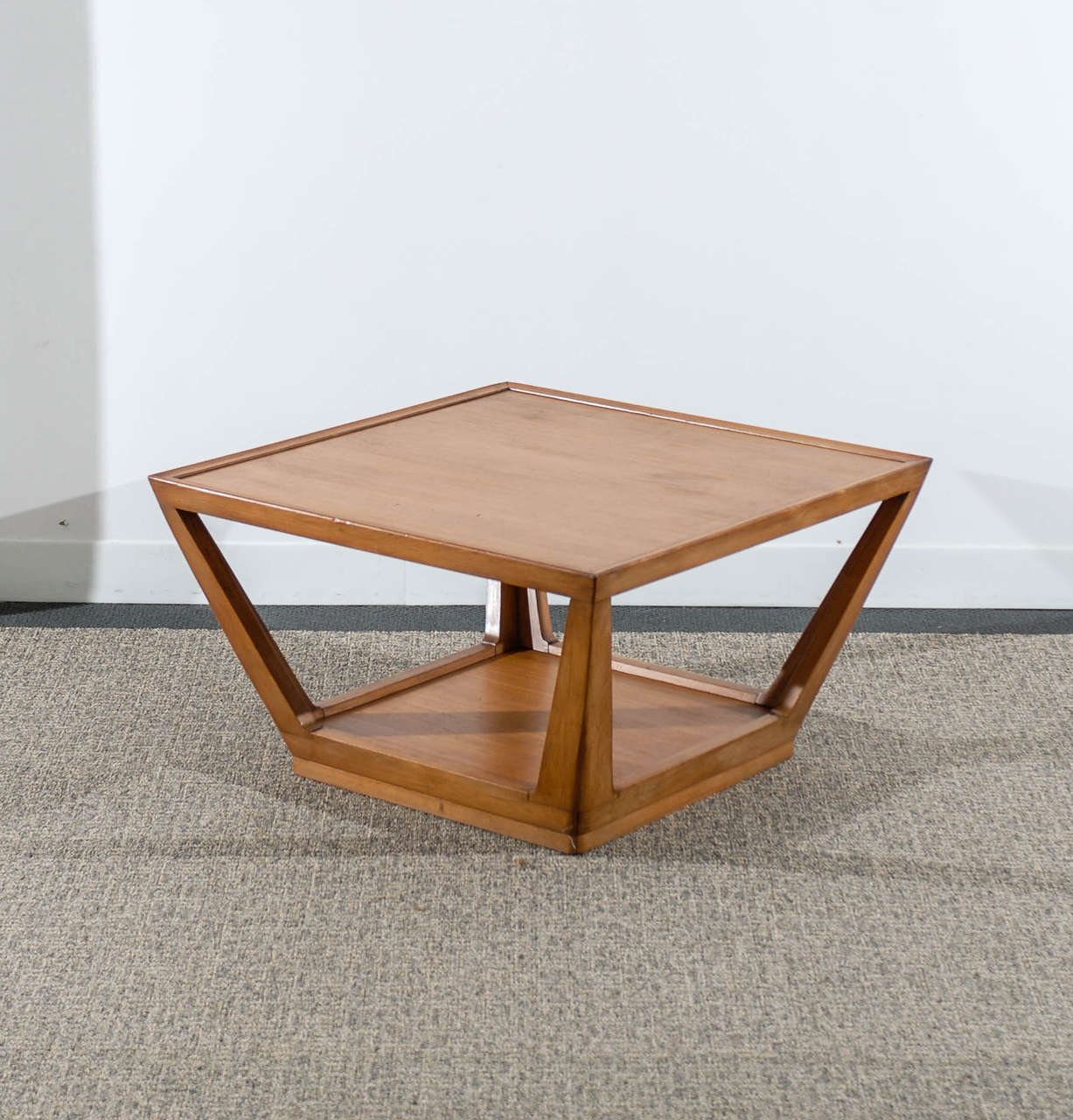 Edward wormley for drexel trapezoid coffee table at 1stdibs edward wormley for drexel trapezoid coffee table 2 geotapseo Image collections
