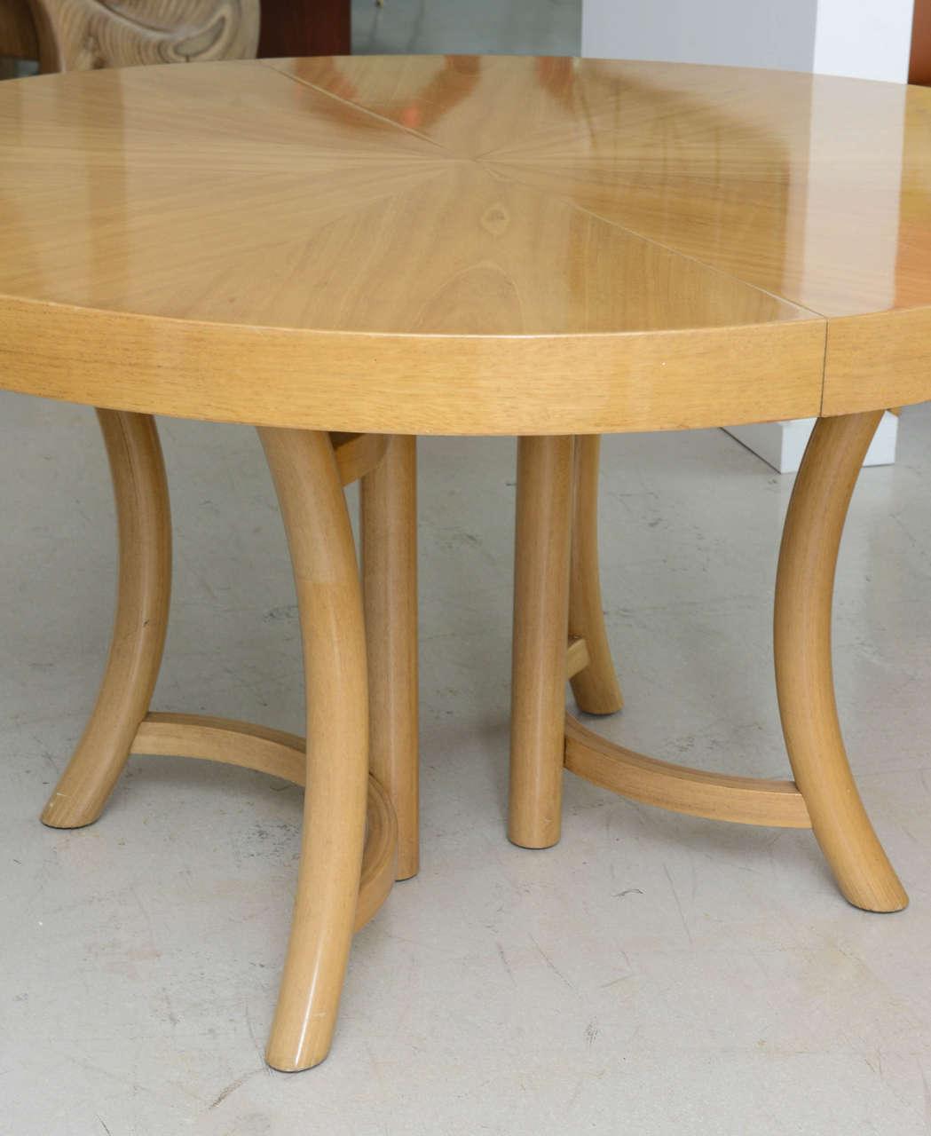 Klismos Style Circular Dining Table at 1stdibs : DSC4911 from www.1stdibs.com size 1049 x 1280 jpeg 72kB