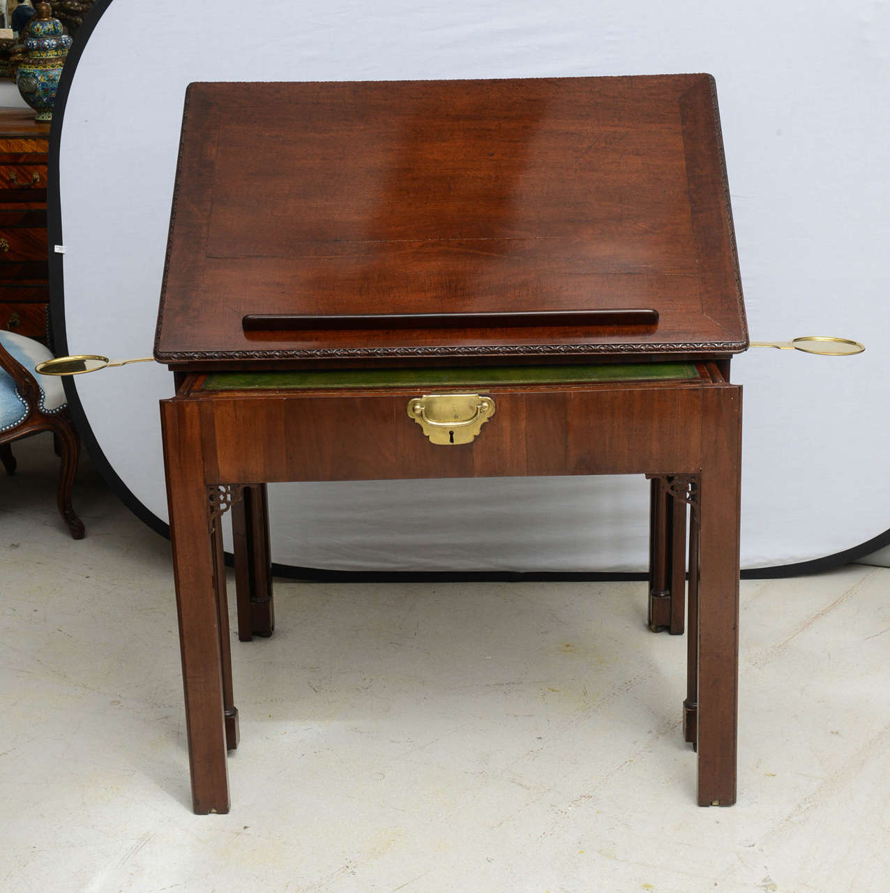 18th century georgian architects desk or writing desk at