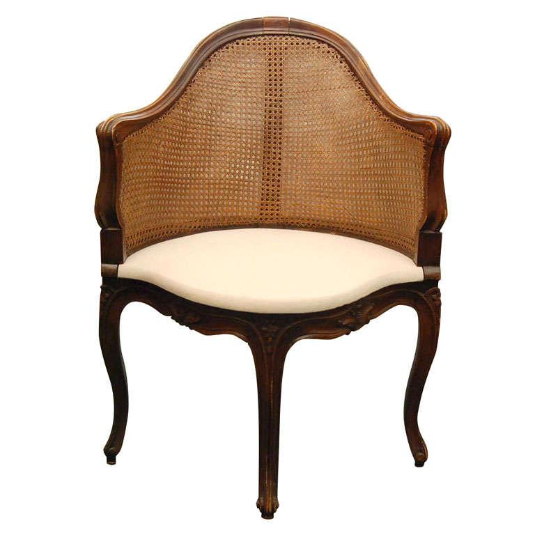 a chaise de bureau platt at 1stdibs. Black Bedroom Furniture Sets. Home Design Ideas