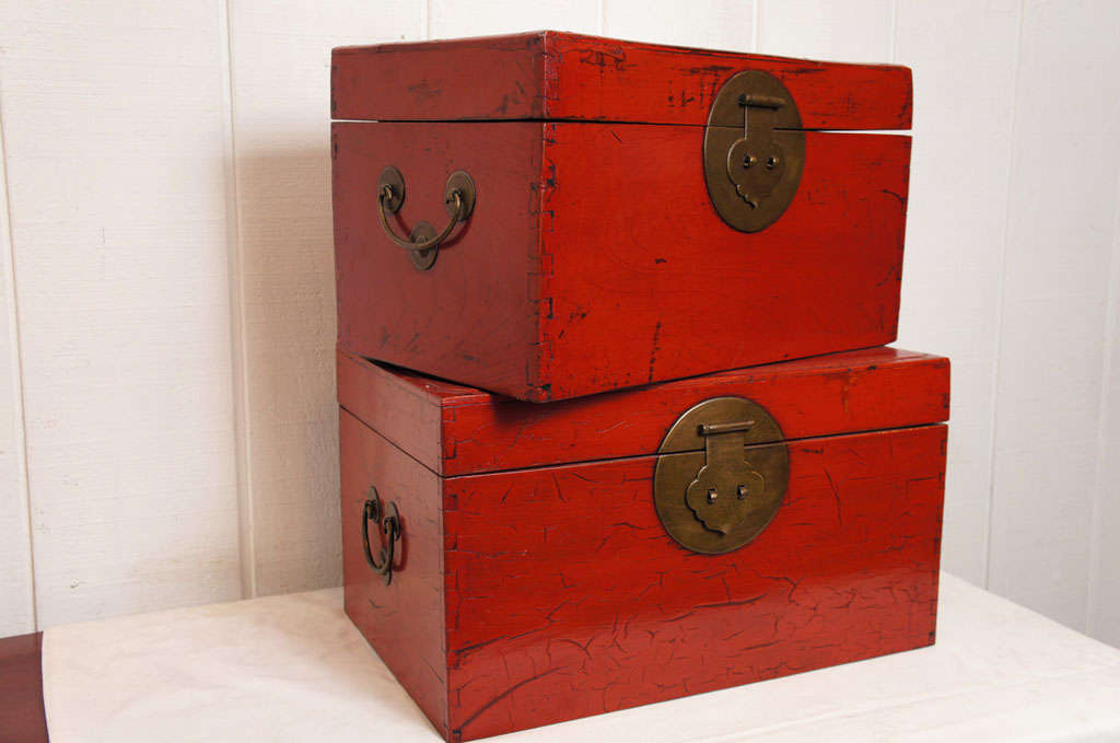 Chinese Document Boxes 2