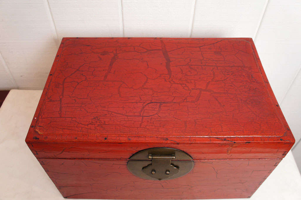 Chinese Document Boxes 5