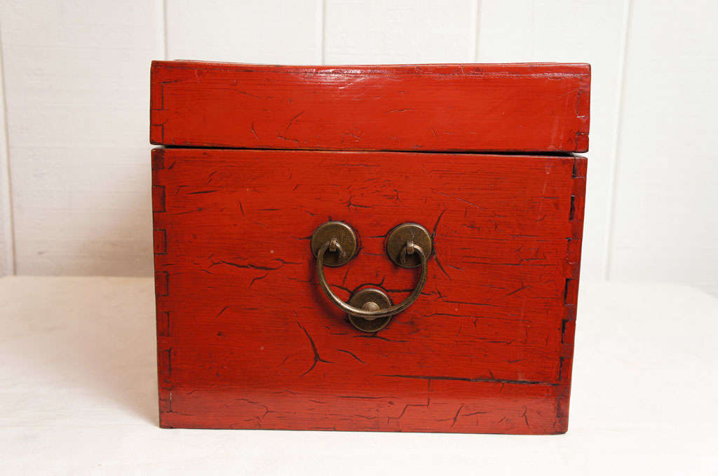 Chinese Document Boxes 6