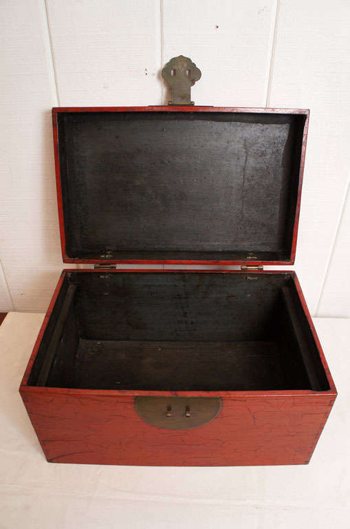 Chinese Document Boxes 9