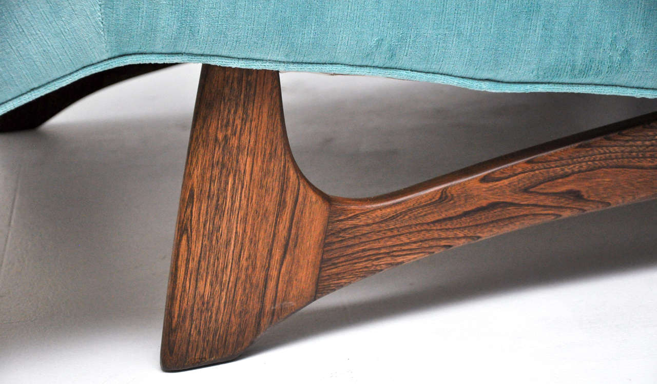 American Adrian Pearsall Wave Chaise