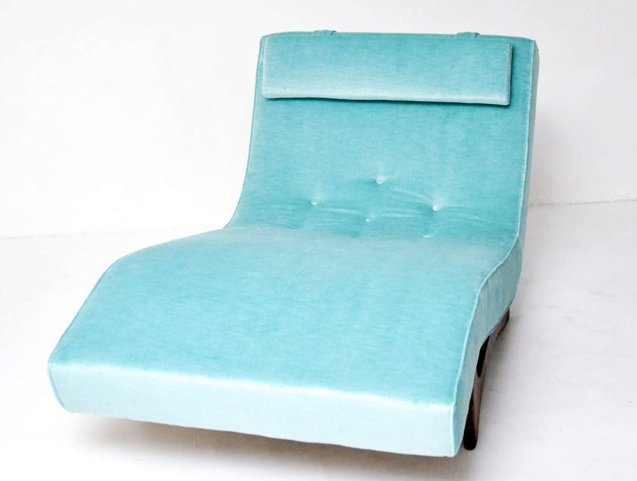 Mid-20th Century Adrian Pearsall Wave Chaise