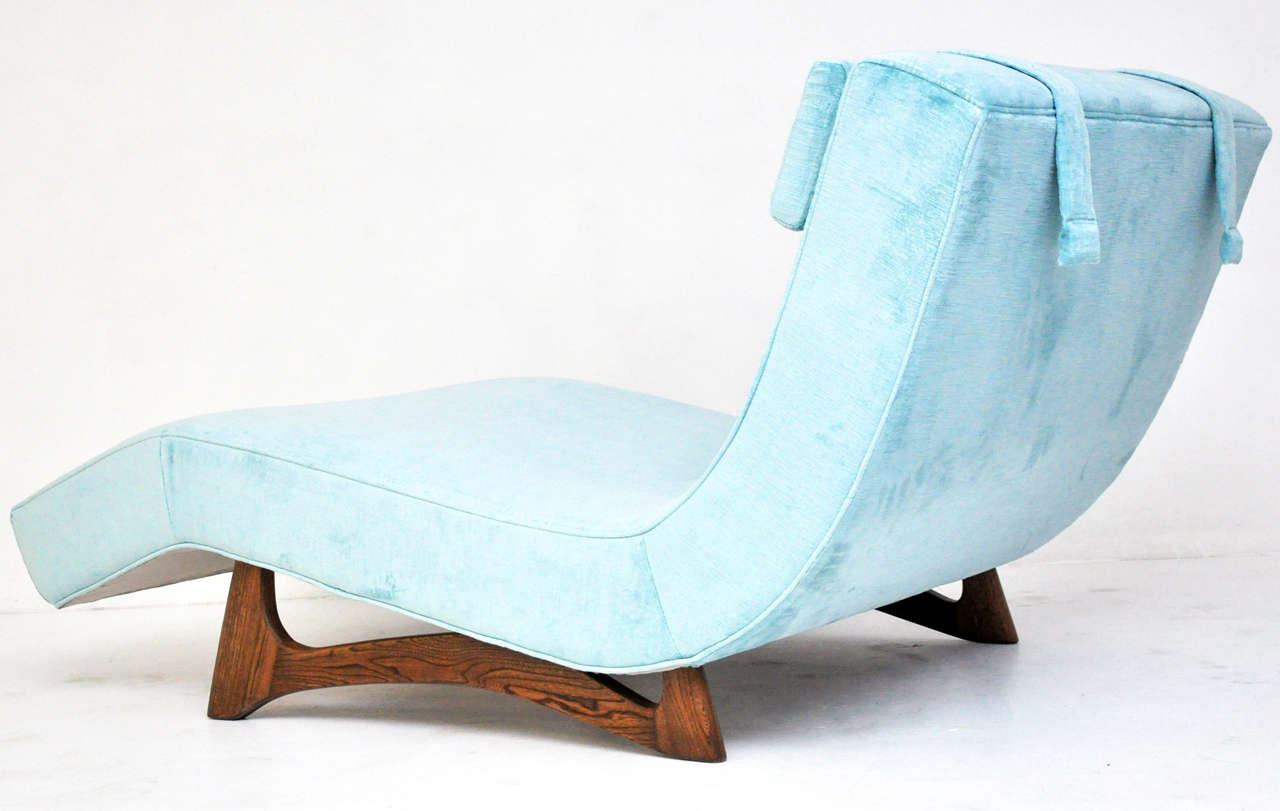 Adrian Pearsall Wave Chaise 1