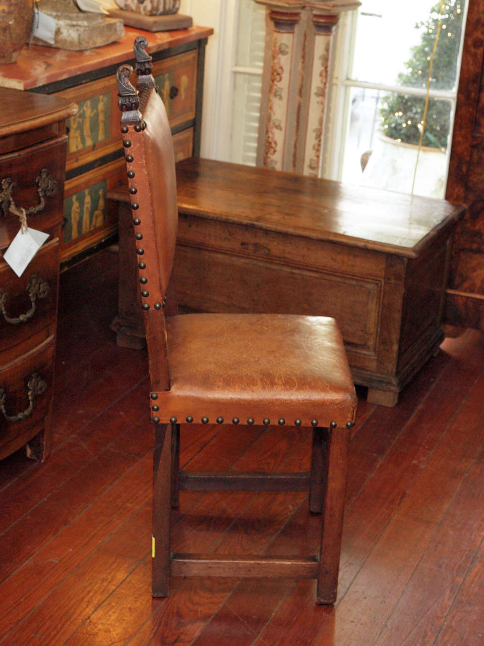 18th century spanish set of dining room chairs at 1stdibs