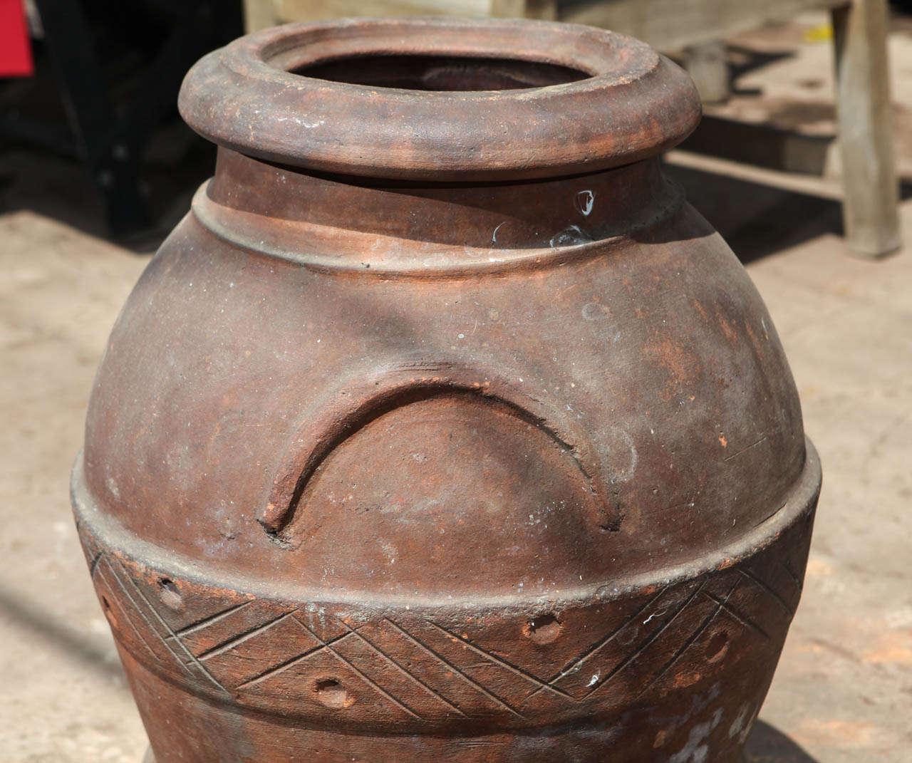 19th Century Olive Oil Jara For Sale 2