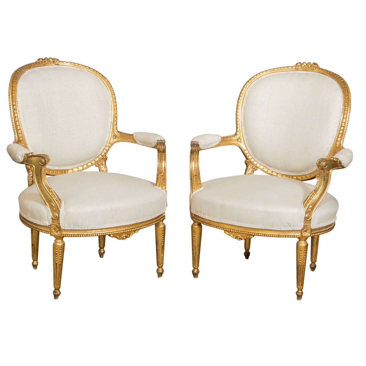 napoleon iii fauteuil chairs at 1stdibs. Black Bedroom Furniture Sets. Home Design Ideas