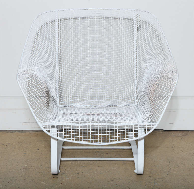 Russell Woodard Quot Sculptura Quot Spring Lounge Chair At 1stdibs