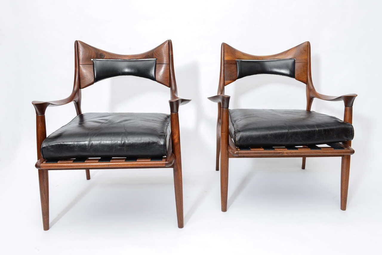 Phillip Lloyd Powell Lounge Chairs 2