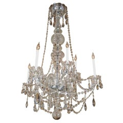 Large, Georgian Style Chandelier