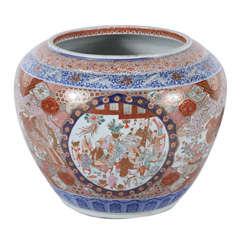 Imari Fish Jar