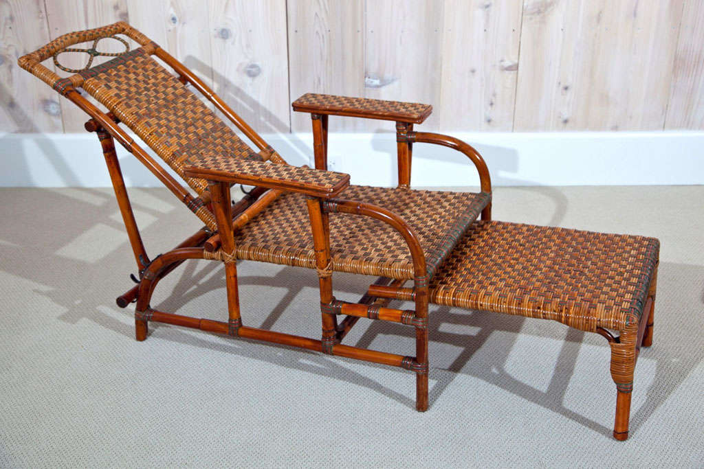 Boho Rattan Daybed