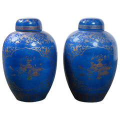 Qing Dynasty, 1644-1912 Chinese Jars