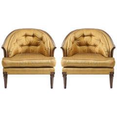 Mid-Century Modern Tomlinson Armchairs