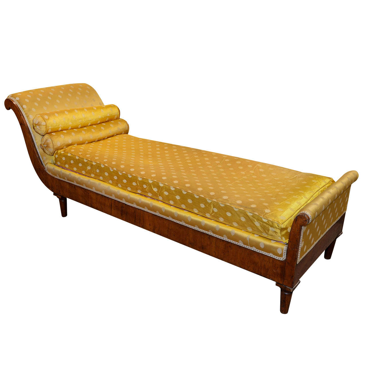 Directoire style chaises lounge at 1stdibs for Chaise directoire