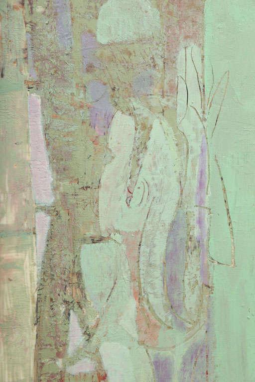 Nancy Reid Gunn Painting At 1stdibs