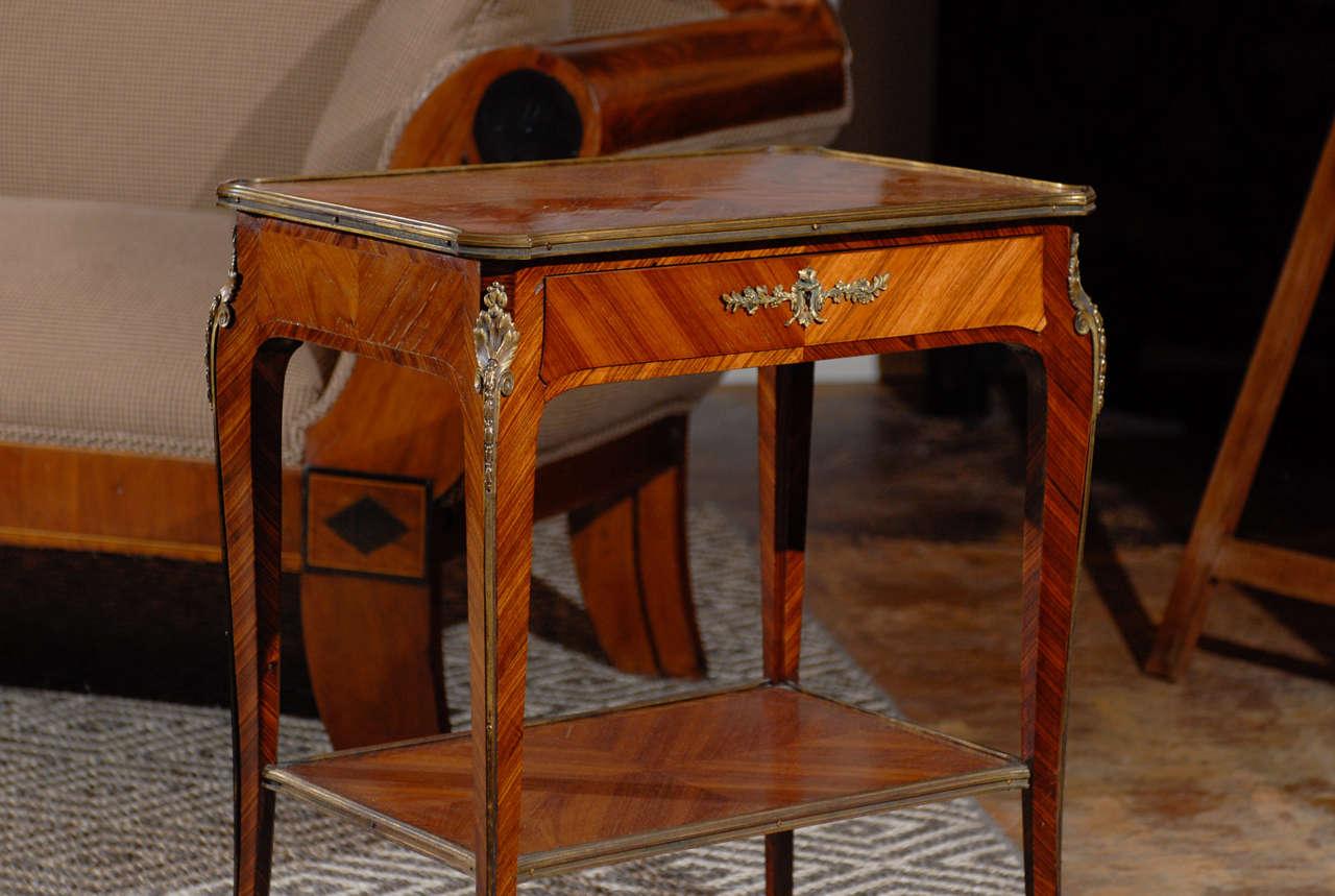 Louis xv salon table at 1stdibs for Salon louis 15
