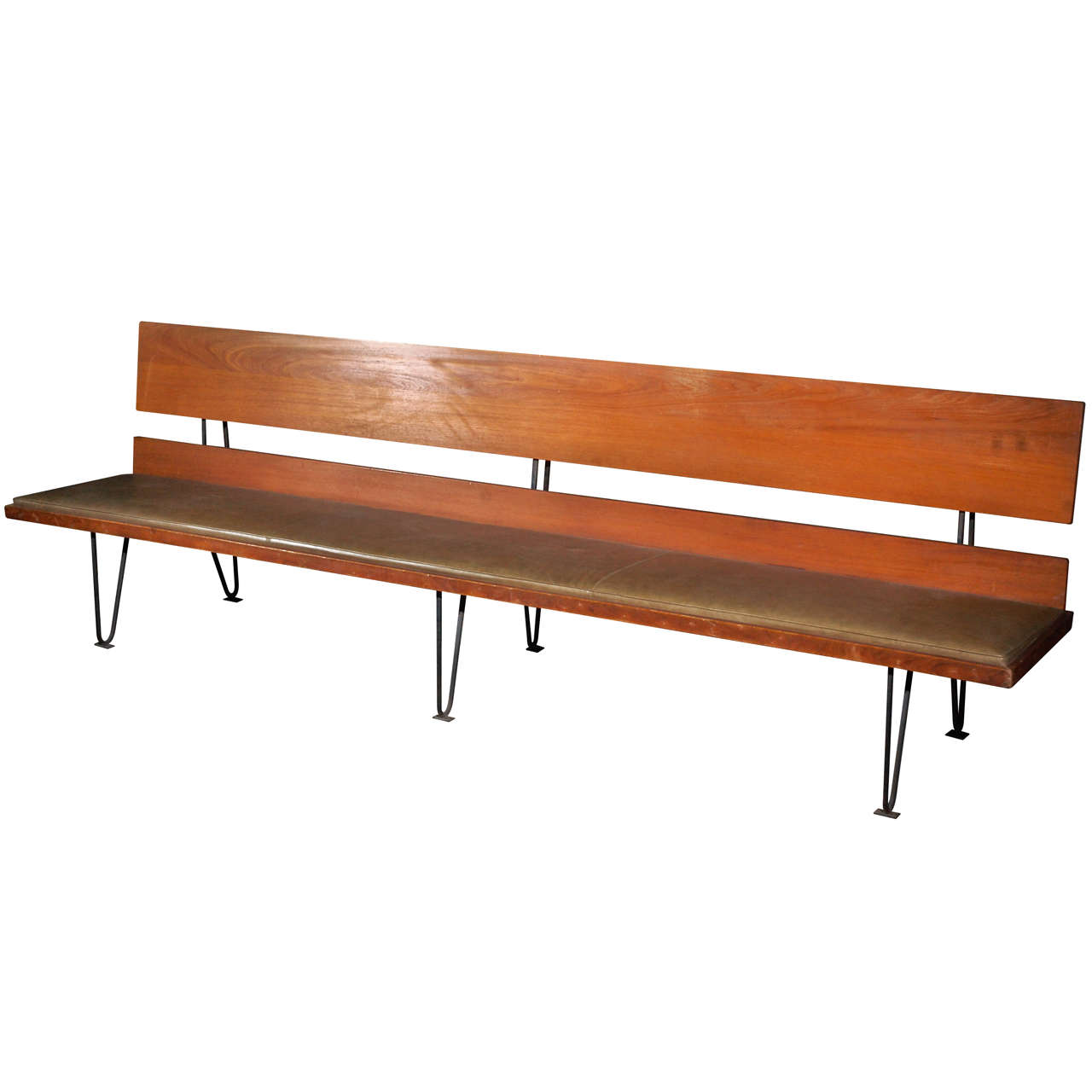 Pair of Luther Conover Benches at 1stdibs