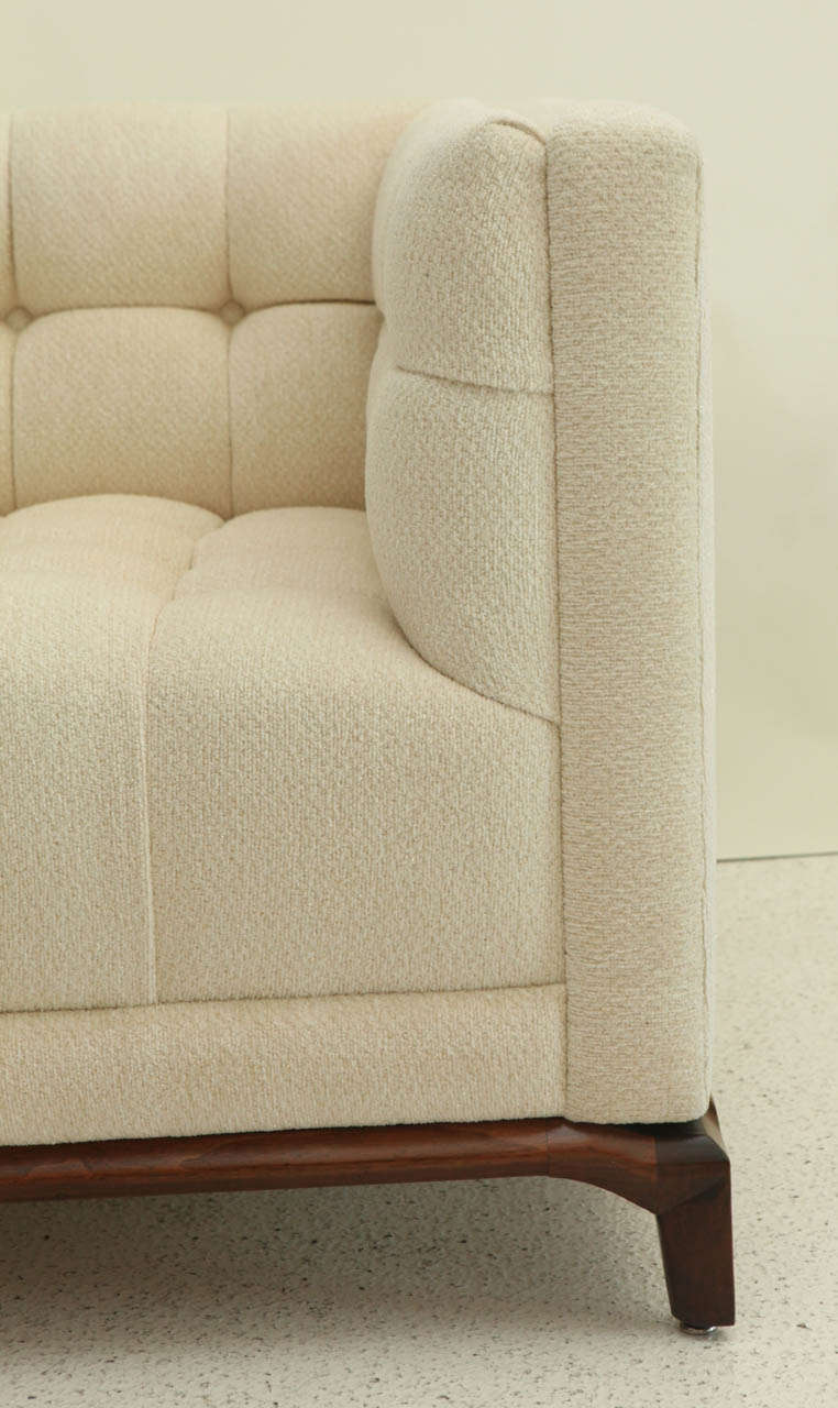 biscuit tufted sofa by maurice bailey for monteverdi young 3