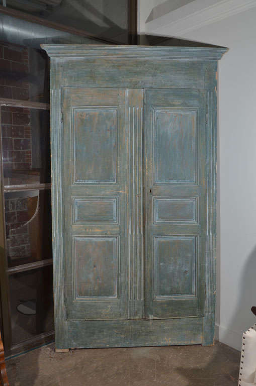 18th century french placard for sale at 1stdibs for French doors both open