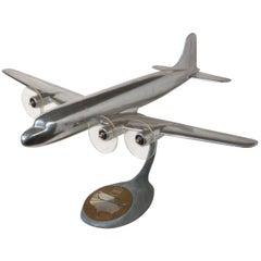 Massive 1930's United Airlines executive desk model
