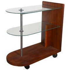 Iconic Rohde Herman Miller Tea Cart