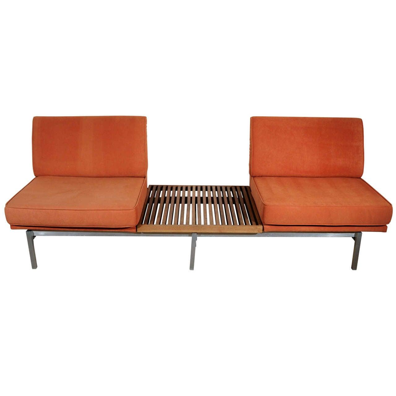 Modular Mid Century Sofa At 1stdibs