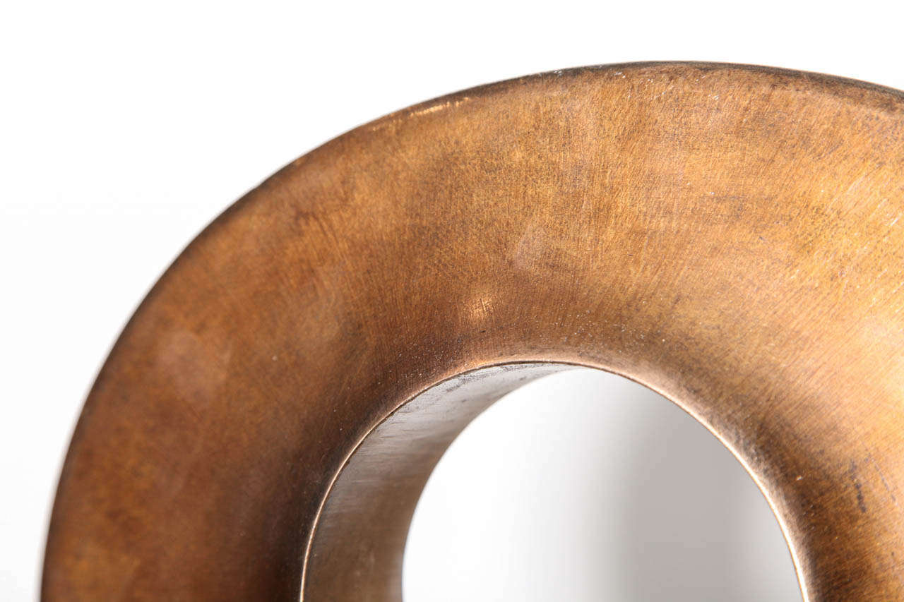 Kei - Studio-Built Bronze Table Light by Alexandre Logé In Excellent Condition For Sale In New York, NY