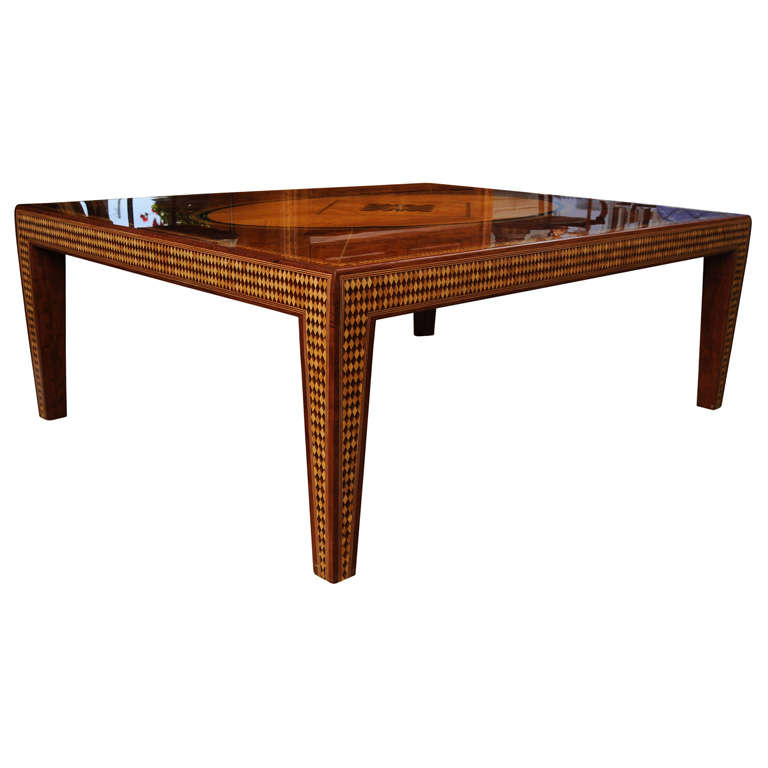 fabulous coffee cocktail table at 1stdibs