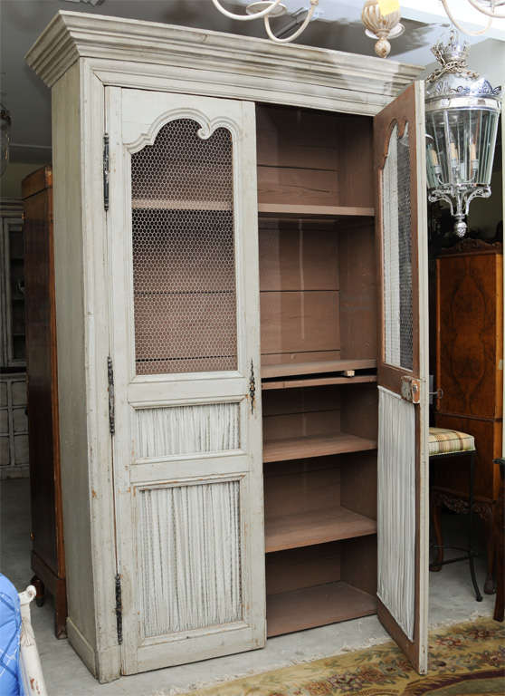 19th Century Country French Food Cupboard 6