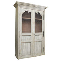 19th Century Country French Food Cupboard