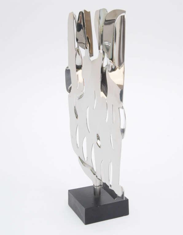Late 20th Century Pietro Consagra Sculpture