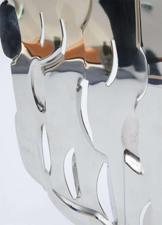 Steel Pietro Consagra Sculpture