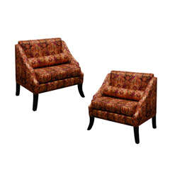 Moroccan Bohemian Style Small Settees