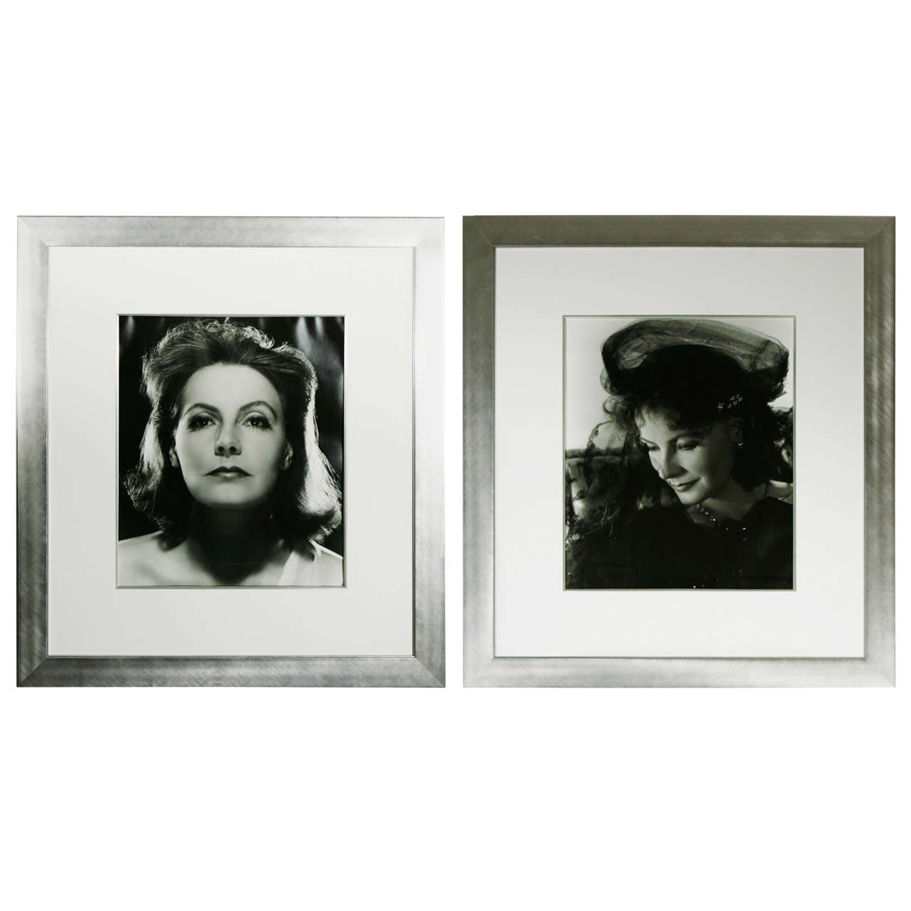 Greta Garbo Silver Prints by Clarence Sinclair Bull 1