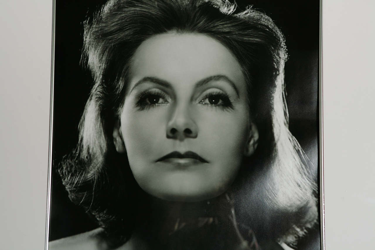 Greta Garbo Silver Prints by Clarence Sinclair Bull 5