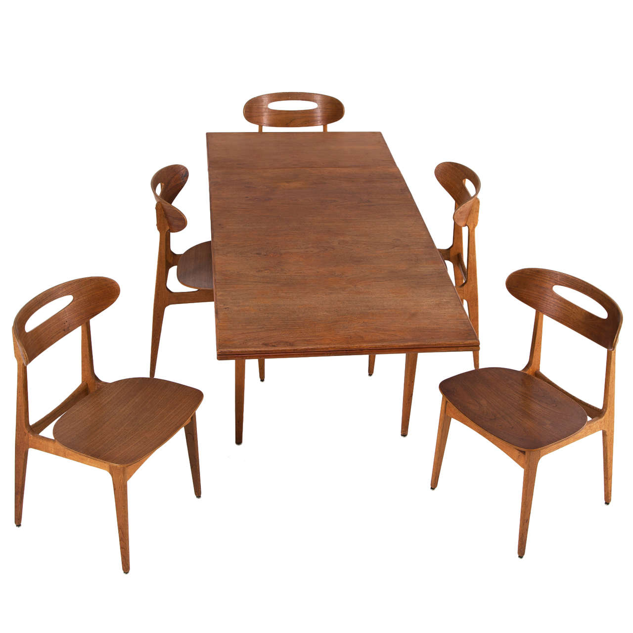 custom made dining table cherry wood shaker style dining room ask home design. Black Bedroom Furniture Sets. Home Design Ideas