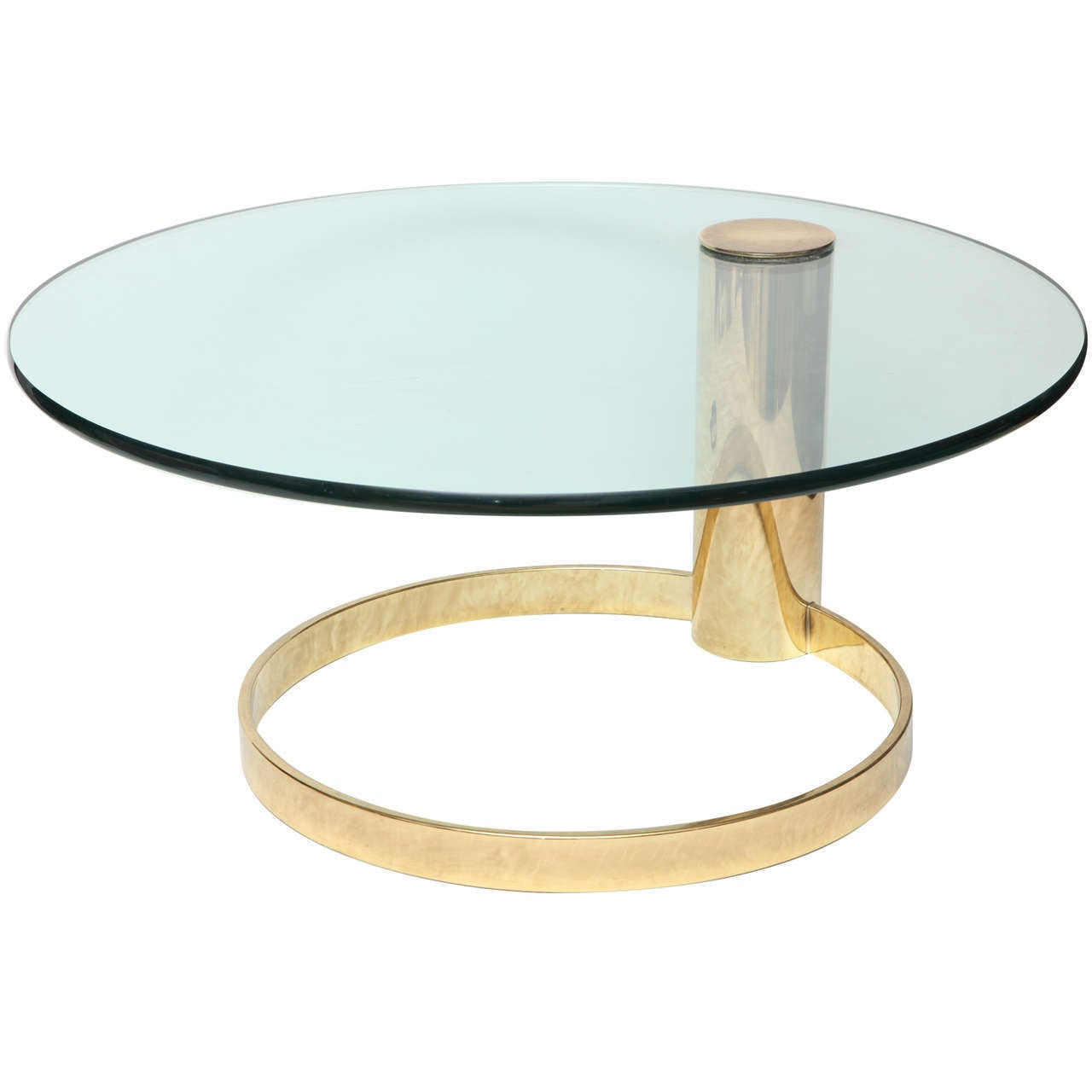 this lucite waterfall coffee table is no longer available