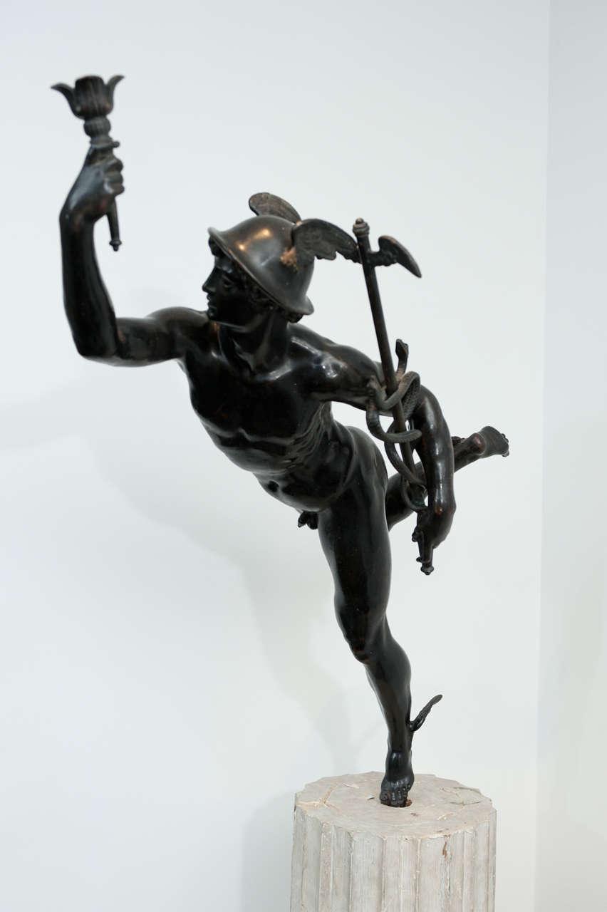 Hermes Statue Bronze hermes statue onHermes Statue Face
