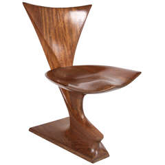 "Michael Coffey ""Viking Chair"""
